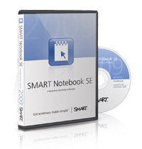 Программное обеспечение SMART Notebook Student Edition на класс до 40 компьютеров